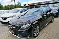 Mercedes C300 h 2,2 AMG Line stc. aut.