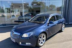 Opel Insignia 2,0 Sports Tourer 2,0 Turbo Cosmo 220HK Stc 6g Aut.