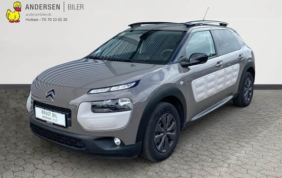 Citroën C4 Cactus 1,6 Blue HDi Feel start/stop 100HK 5d