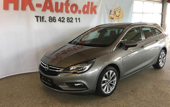 Opel Astra Sports Tourer 1,6 CDTI Enjoy 136HK Stc 6g Aut.                 A