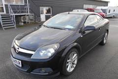 Opel Astra Twin Top 2,0 Turbo 200HK Cabr. 6g