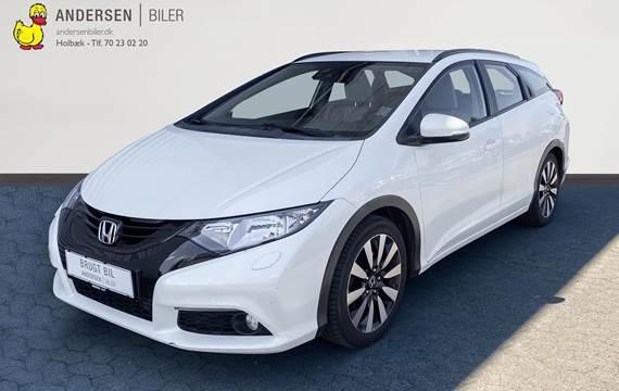Honda Civic 1,6 i-DTEC Comfort 120HK 5d 6g
