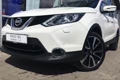 Nissan Qashqai 1,6 DCi Tekna 130HK 5d 6g