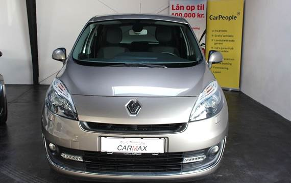 Renault Grand Scénic 1,5 III dCi 110 Expression 7prs