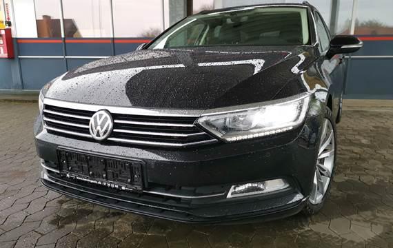 VW Passat 2,0 TDi 150 Comfort+ Vari. DSG 5d