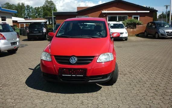 VW Fox 1,2 55 DK