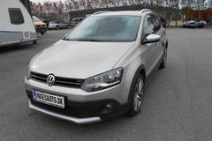 VW Polo Cross TDI 90HK 5d