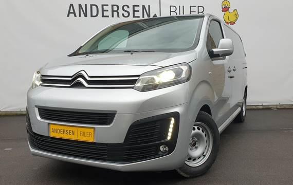 Citroën Jumpy 2,0 L2 2,0 Blue HDi Masterline EAT6 start/stop 180HK Van 6g Aut.