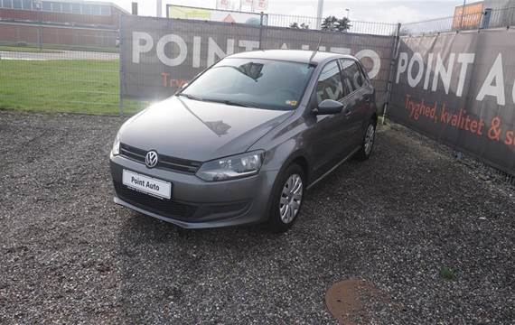 VW Polo BlueMotion TDI DPF Comfortline 90HK 5d