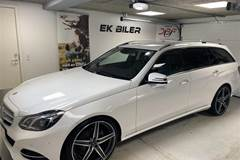 Mercedes E220 d T 2,1 CDI BlueEfficiency Avantgarde 170HK Stc 7g Aut.