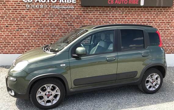 Fiat Panda MJT Rock 4x4 75HK 5d