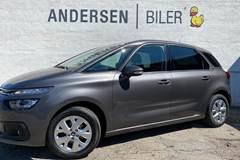 Citroën C4 Picasso 1,6 Blue HDi Extravaganza start/stop 120HK 6g