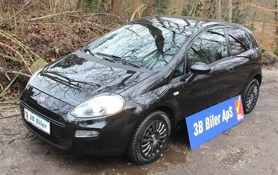 Fiat Punto 1,3 MJT Start & Stop 85HK 3d