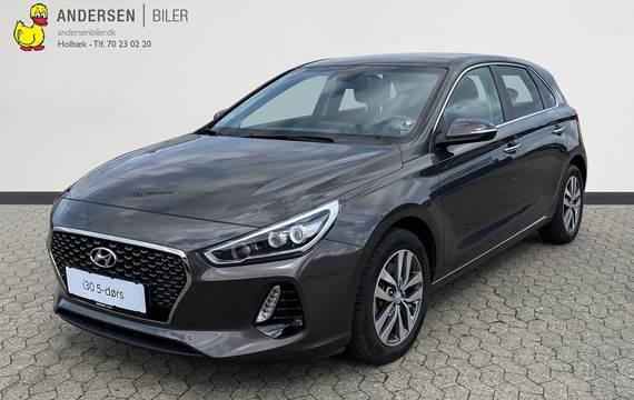 Hyundai i30 1,6 CRDi Premium 110HK 5d 6g