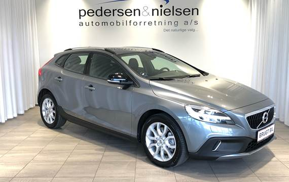 Volvo V40 Cross Country 2,0 D2 Plus 120HK Stc 6g