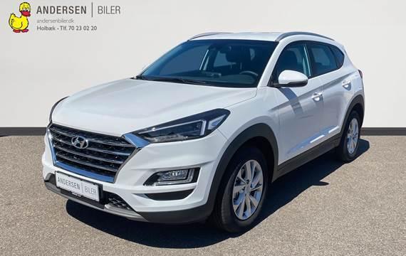 Hyundai Tucson 1,6 T-GDI Trend 177HK 5d 6g