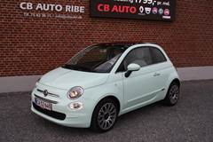 Fiat 500 TwinAir Summer Edition Start & Stop 80HK 3d