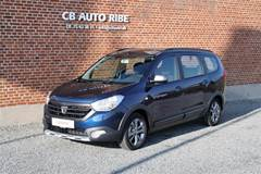 Dacia Lodgy 7 Sæder 1,5 DCi Stepway Start/Stop 90HK