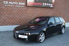 Alfa Romeo 159 Sportwagon 2,4 JTD ti 210HK Stc 6g