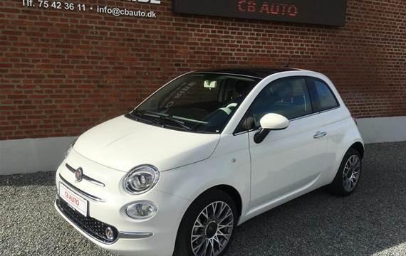 Fiat 500 B/EL Star Plus 70HK 3d 6g