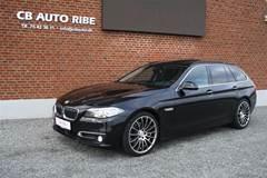BMW 535d Touring 3,0 D 313HK Stc 8g Aut.