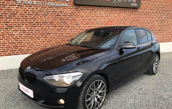 BMW 116d D 116HK 5d 6g