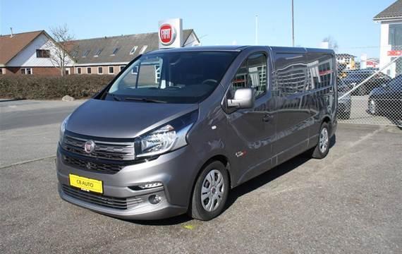 Fiat Talento L2H1 1,6 MJT Professional Plus Navi 120HK Van 6g