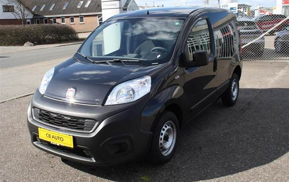 Fiat Fiorino MJT Professional 80HK Van