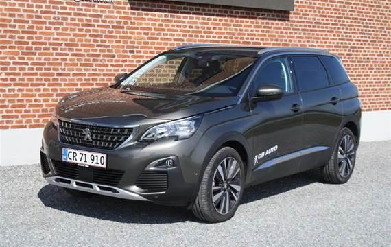 Peugeot 5008 BlueHDi Allure LTD EAT8 130HK 8g Aut.