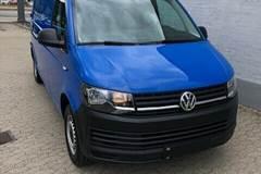 VW Transporter 2,0 TDi 140 Kassevogn DSG lang