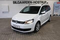 VW Touran 2,0 TDi Freestyle Van