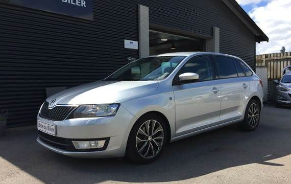 Skoda Rapid 1,6 TDi 90 Edition SB