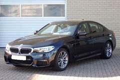 BMW 520i 2,0 M-Sport aut.