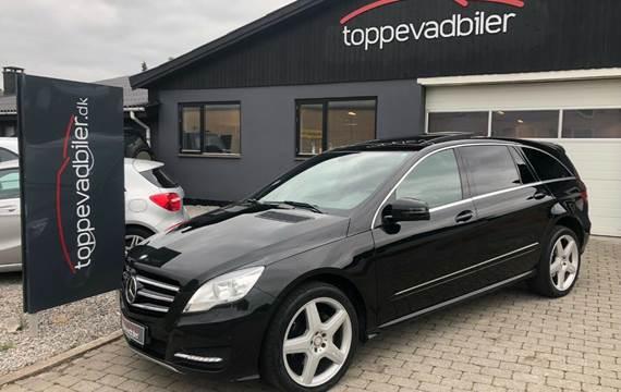 Mercedes R350 3,0 CDi aut. 4-M BE lang