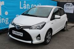Toyota Yaris 1,5 Hybrid H2 Limited CVT