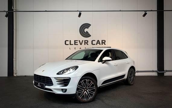 Porsche Macan S D VAN