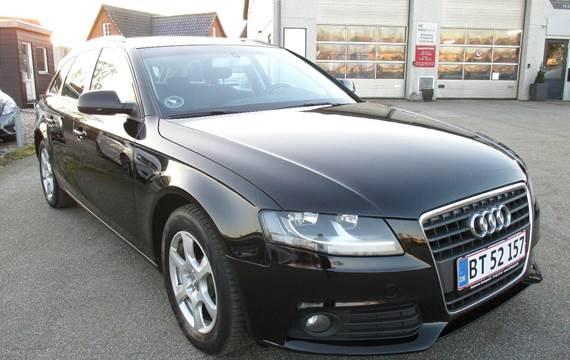Audi A4 2,0 TDi 143 Avant Multitr.