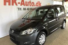 VW Caddy TSI Trendline 85HK