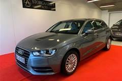 Audi A3 Sportback 1,4 TFSI Ambition S Tronic 122HK Stc Aut.