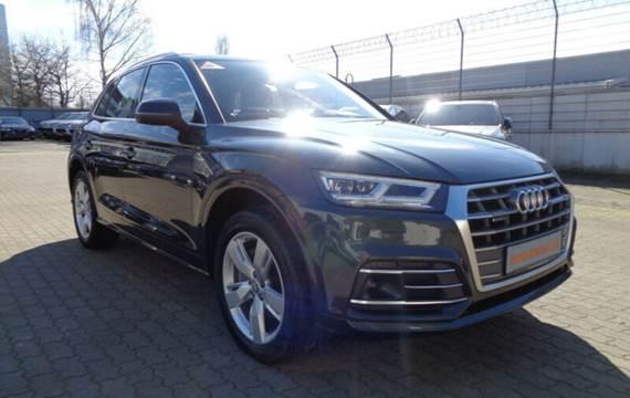 Audi Q5 TDI Quattro S-Line