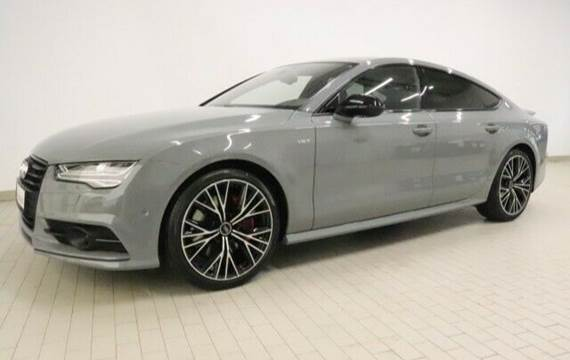 Audi A7 Sportback TDI Competition