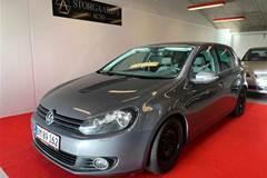 VW Golf 2,0 TDI DPF Highline 140HK 5d 6g