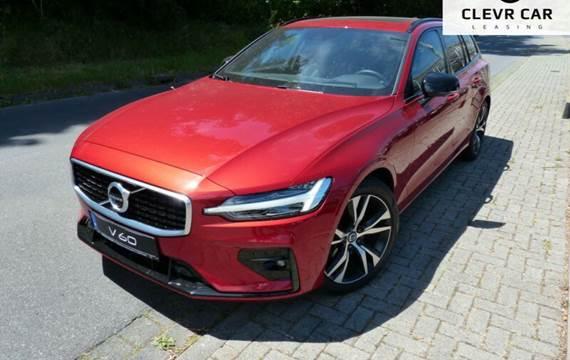 Volvo V60 D3 R-Design AWD Geartronic