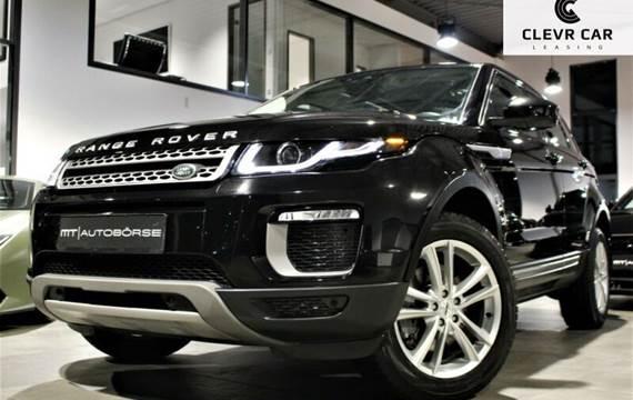 Land Rover Range Rover evoque Land Rover Range Rover Evoque TD4