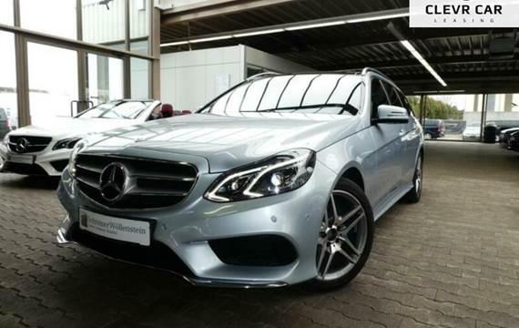Mercedes E220 MercedesE220 T CDI AMG-Line Avantgarde