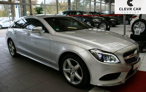 Mercedes CLS350 d Mercedes CLS350d AMG-Line 4MATIC