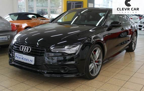 Audi A7 TDI Competition S-Line