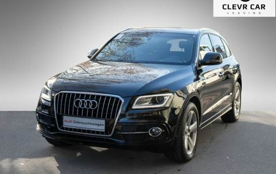 Audi Q5 TDI S-Line