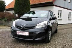 Toyota Yaris 1,0 VVT-I T1 69HK 5d