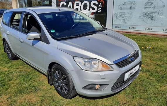 Ford Focus TDCI Econetic 90HK Stc
